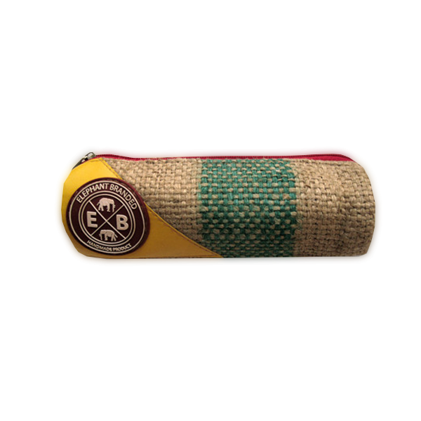 Elephant Branded-Pencil Case-Wild