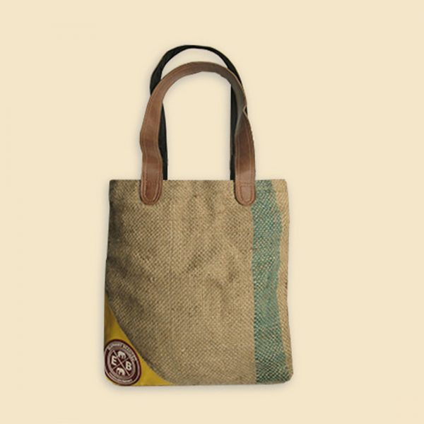 Elephant Branded Tote Bag Wild