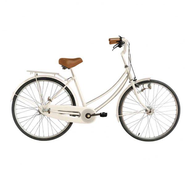Charicycles-Outdoor-Ladies Bike-White