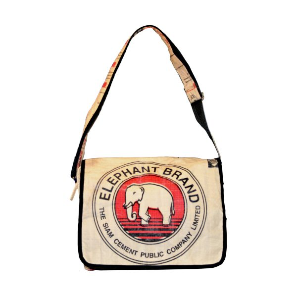 Elephant Branded-Messenger Bag  Original-Front
