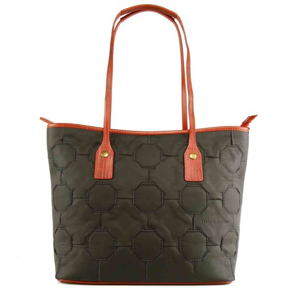 E&K-Fire and Hide Tote
