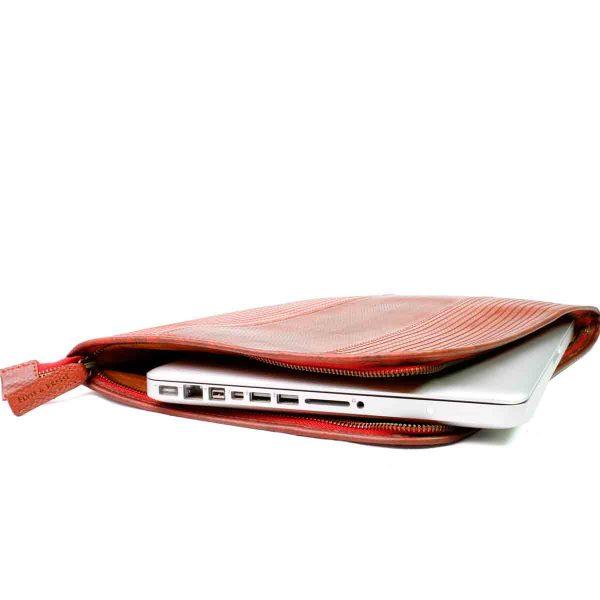 E&K-Folio-Laptop Case-Red-1