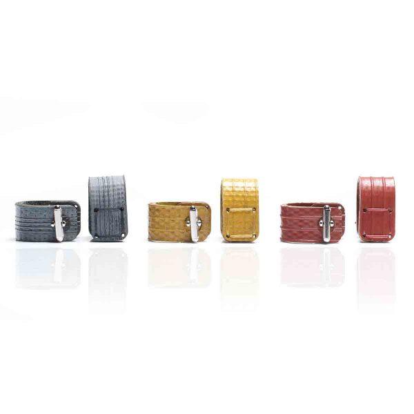 E&K-Wrap Cufflinks-Multi