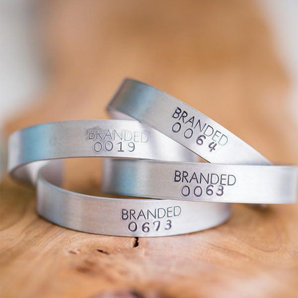 Branded Collective-Branded Cuff-Small
