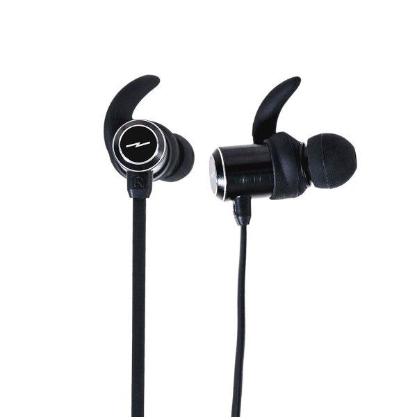 LSTN Bolt Earbuds in black