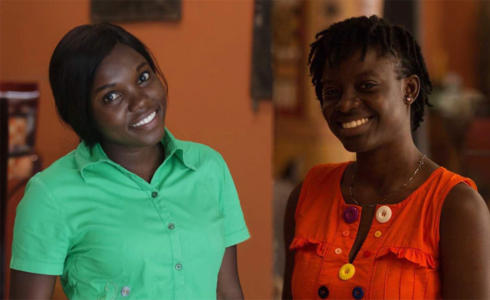 successful applicants from the evolving women hospitality education program